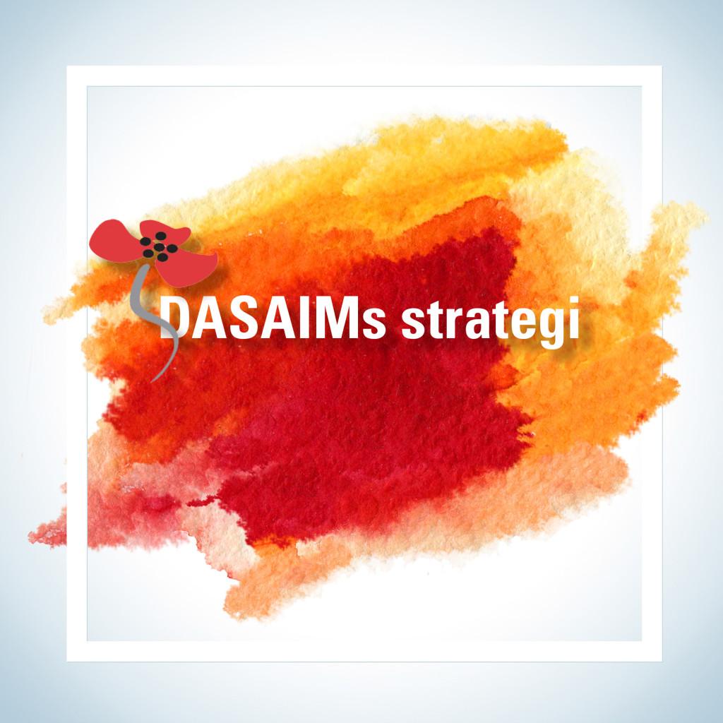 DASAIMs strategi 1