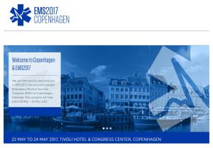 EMS2017 sender live!