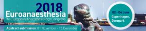 Euroanaesthesia 2018