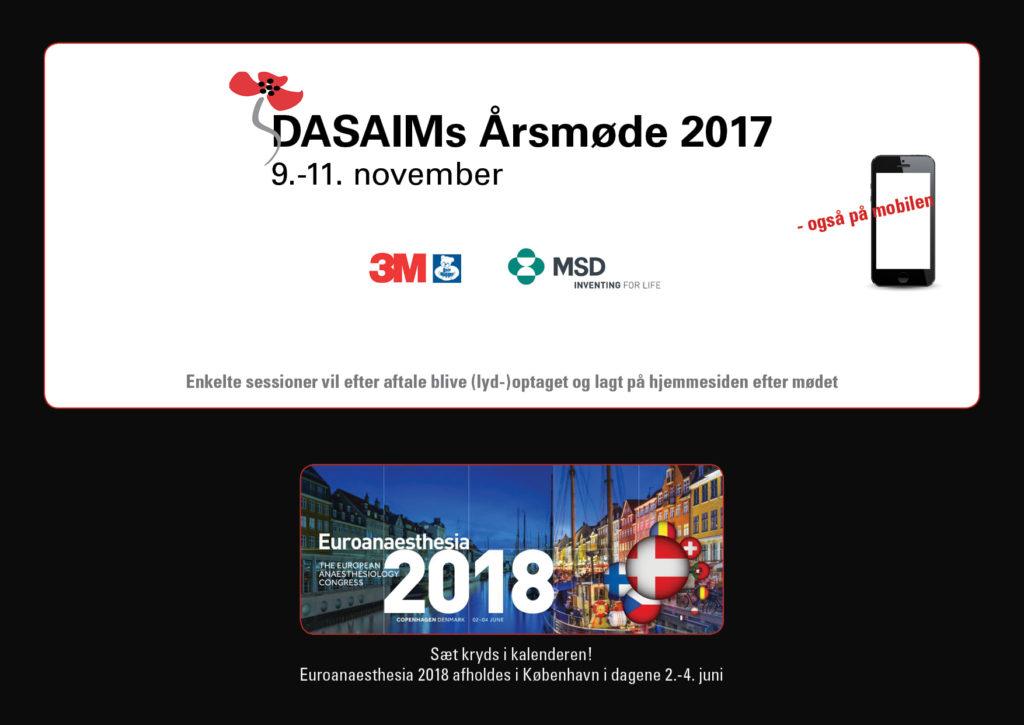startbillede DASAIMs årsmøde 17